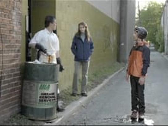 SportChek Film Ad -  Helmet