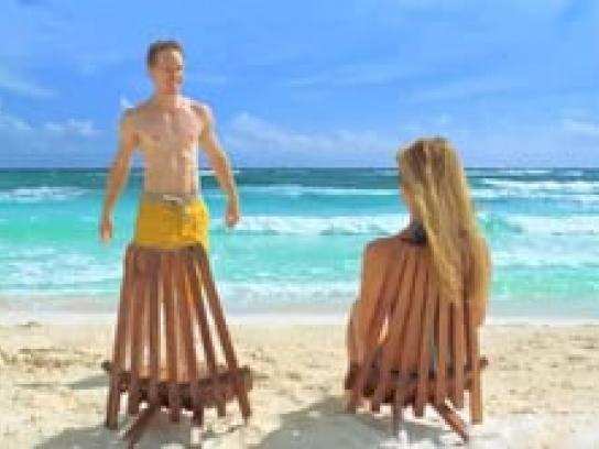 Corona Beer Film Ad -  Football Trick