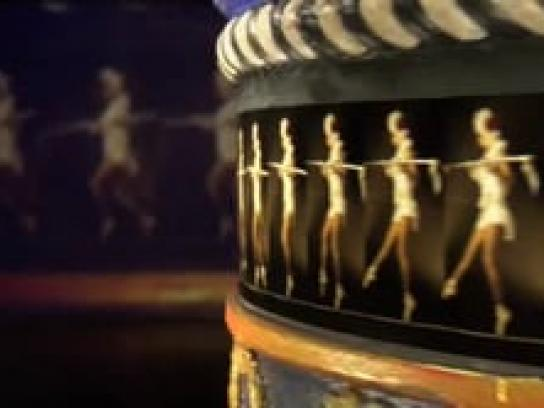 Temperley Film Ad -  The Circus Zoetrope
