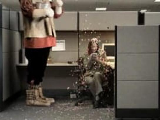 Minnesota State Lottery Film Ad -  Office