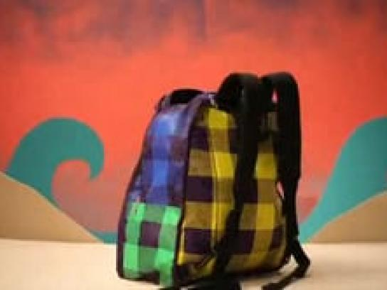 JanSport Film Ad -  Reversible Pack