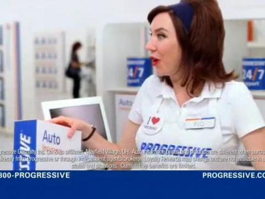 Progressive Film Ad -  Better