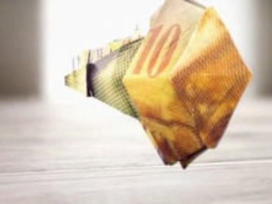 Bank Coop Film Ad -  Evolution