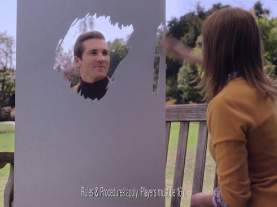 Camelot Film Ad - Ventriloquist