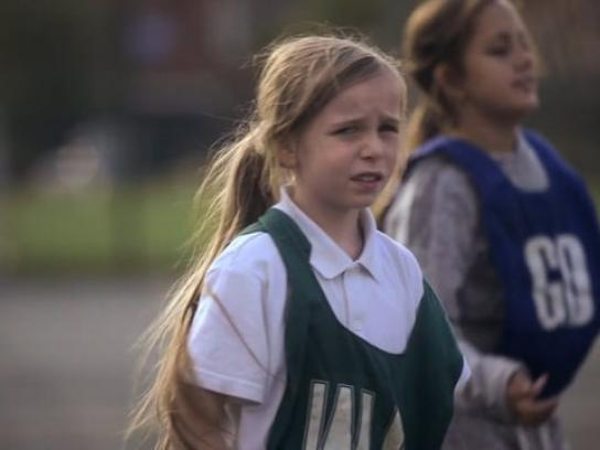NSPCC Film Ad - Say Something