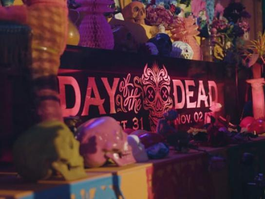 Jose Cuervo Film Ad - Day of The Dead