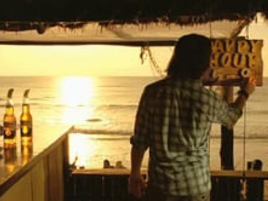 Corona Beer Film Ad -  Never ending