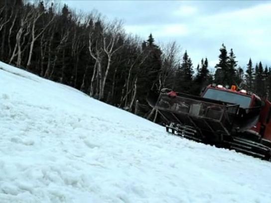 Olympus Film Ad -  Snowcat