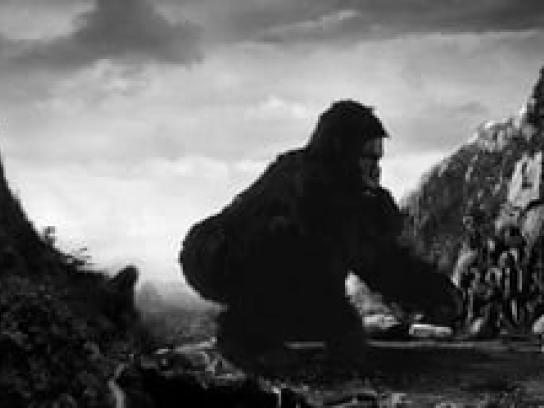 Green Cross Film Ad -  King Kong
