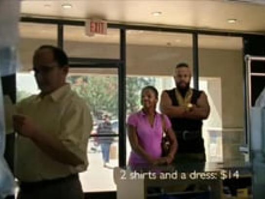MasterCard Film Ad -  Bodyguard