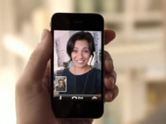 Apple Film Ad -  FaceTime, Big news