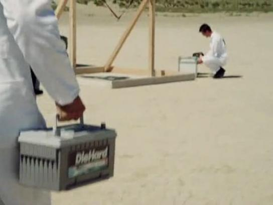 DieHard Film Ad -  DieHard Battery vs. The Bullet