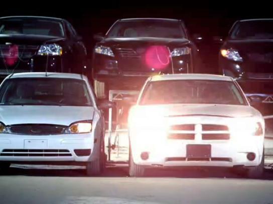 DieHard Film Ad -  DieHard Battery vs. Gary Numan