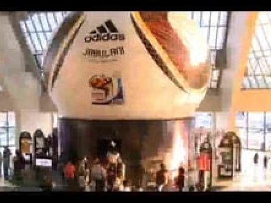 Adidas Ambient Ad -  Jabulani Stadium