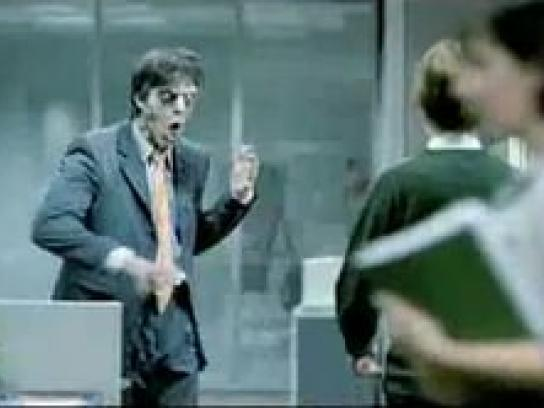 Snickers Film Ad -  Office