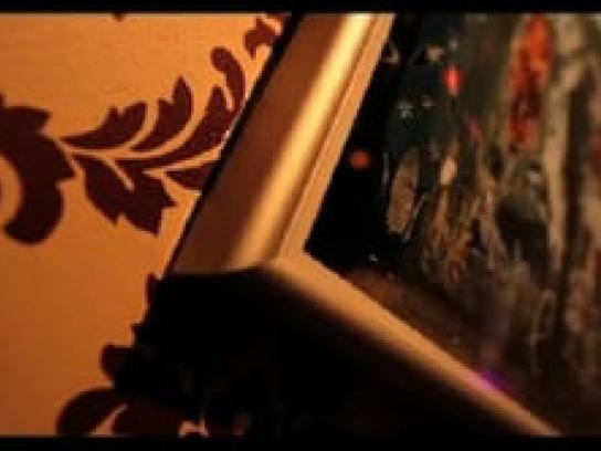 Zippo Film Ad -  Bed