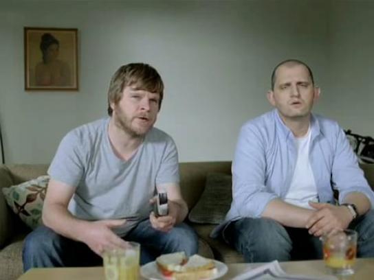 Foxtel Film Ad -  Glove