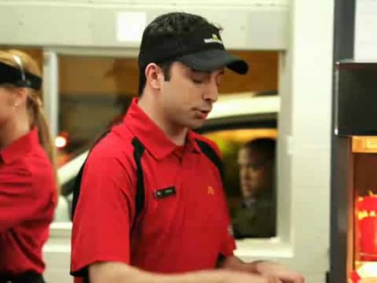 McDonald's Film Ad -  Daughter