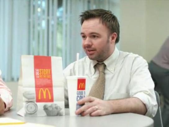 McDonald's Film Ad -  Shirt