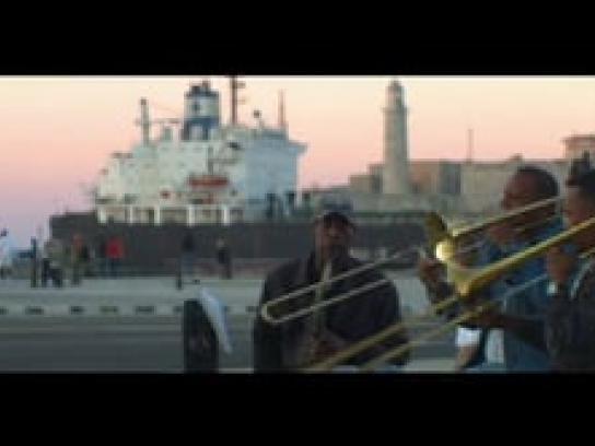 Havana Club Film Ad -  Trombones