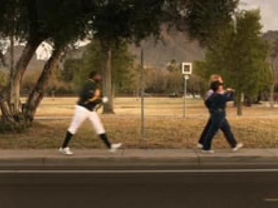 Oakland A's Film Ad -  Fast