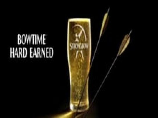 Strongbow Film Ad -  Bowtime