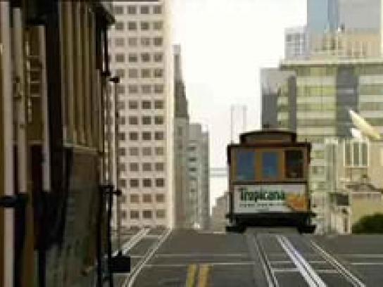 Tropicana Film Ad -  DJ