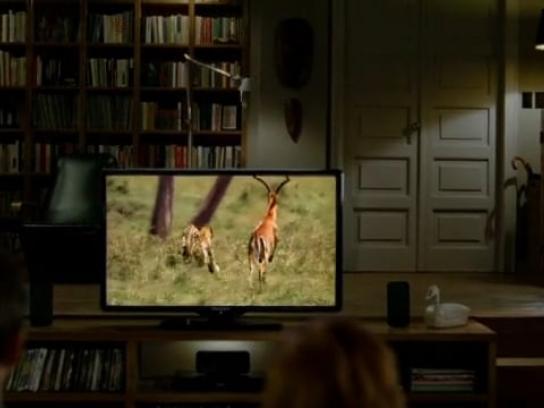Philips Film Ad -  Interruption