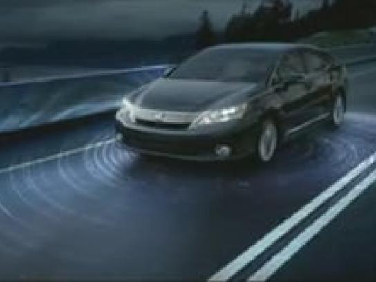 Lexus Film Ad -  Hello Someday