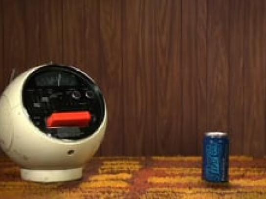 Pepsi Film Ad -  8 track