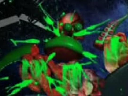 AVG Film Ad -  UFO