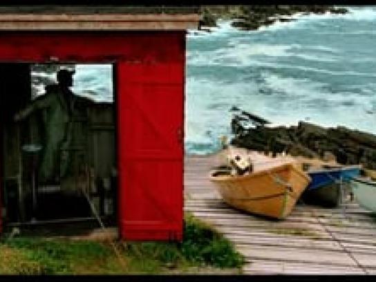 Newfoundland and Labrador Tourism Film Ad -  Architecture