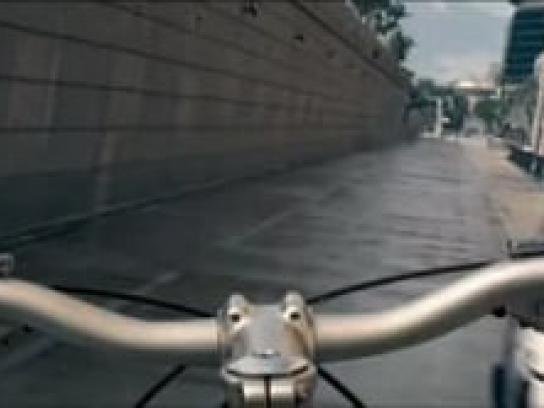 Audi Film Ad -  Bicycle