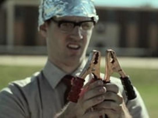 Darwin's Brave New World Film Ad -  Dangerous Ideas, Battery