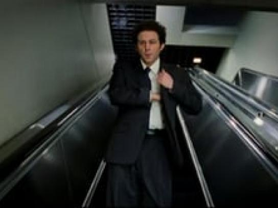 Mullen Film Ad -  Escalator