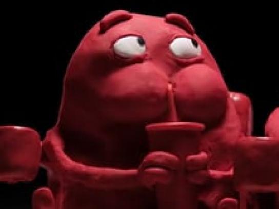 Coca-Cola Film Ad -  Cinema Intro Spot - Balloon