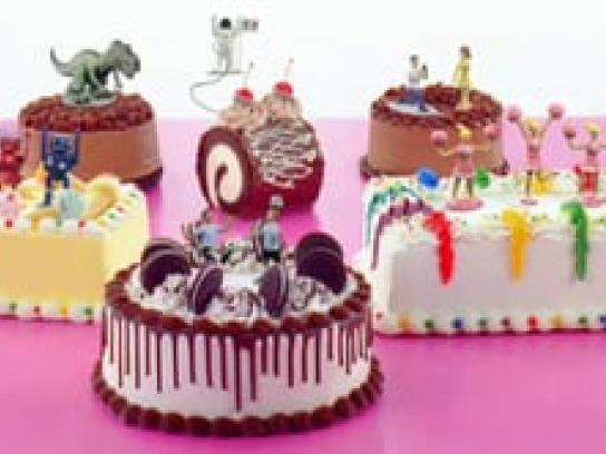 Baskin Robbins Film Advert By Cliff Freeman And Partners Ice Cream Cake