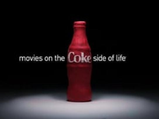 Coca-Cola Film Ad -  Cinema Intro Spot - Burp