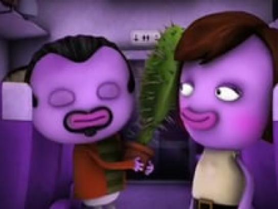 iDTGV Film Ad -  Cactus