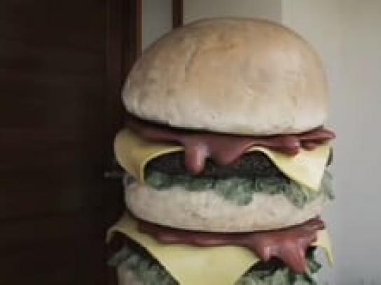 Coalition on Food Advertising to Children Film Ad -  Shamburger