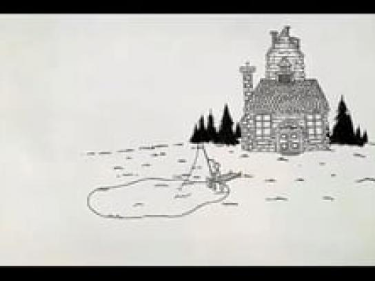 Minnesota State Lottery Film Ad -  Cabin Island