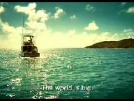 10 Cane Film Ad -  Big world