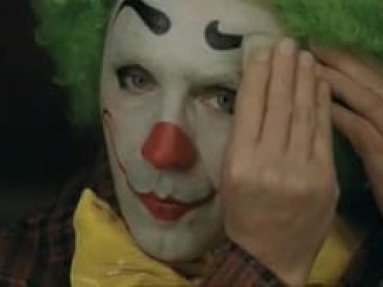 Capital Film Ad -  The clown