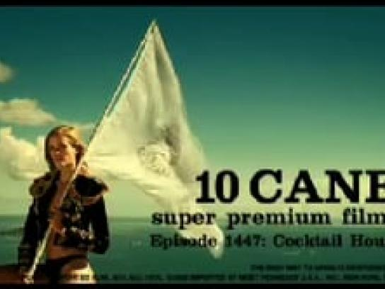 10 Cane Film Ad -  Cocktail Hour