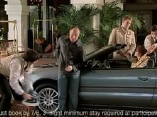 Hotels.com Film Ad -  Car