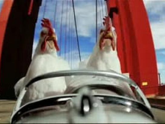 Denny's Film Ad -  Chicken Across America