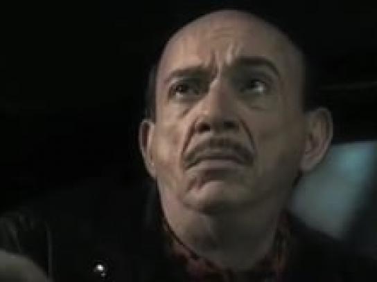 Castrol Film Ad -  Bald