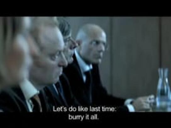 DNF Film Ad -  Toxic Brainstorming