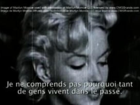 Citroën Film Ad -  Marilyn