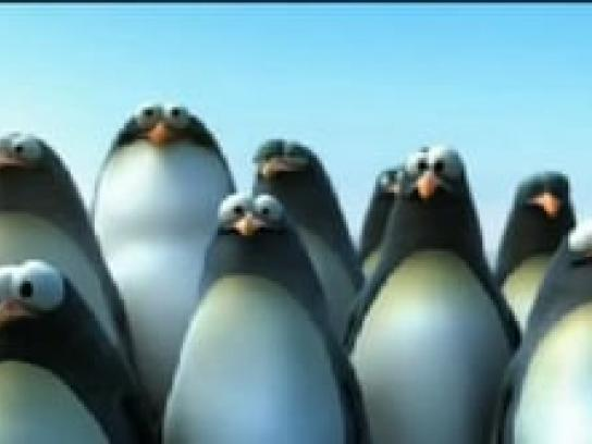 De Lijn Film Ad -  Penguins